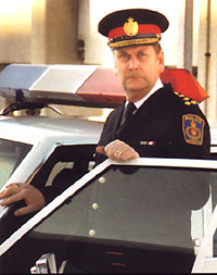 President Herb Stephen, Chief of Police - Winnipeg (Ret.)
